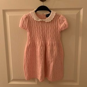 24m Ralph Lauren Baby sweater dress